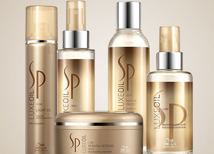 SP Luxe Oil Range